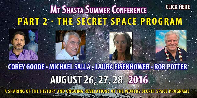 Exopolitics » Interview – Extraterrestrial Contact & Secret Space Program Conferences