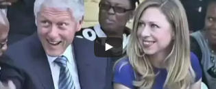 How evil is Hillary and Bill Clinton