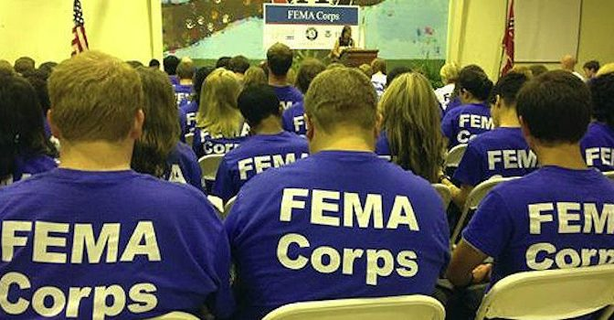 Fema Activate Entire Civilian Corps – Something Big Is Coming | Your News Wire