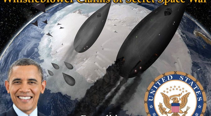 Exopolitics » Obama Report to Congress Supports Whistleblower Claims of Secret Space War