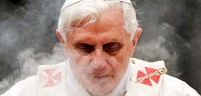 The Evidence that Forced Pope Benedict to Resign is Now Available » The Event Chronicle