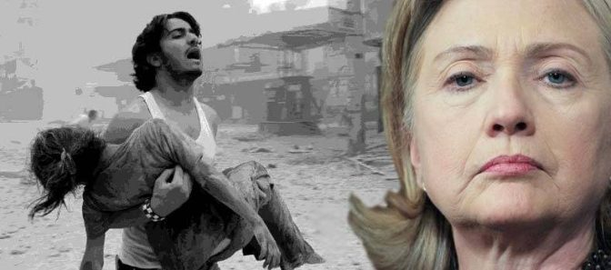 Clinton Email: We Must Destroy Syria For Israel   Your News Wire