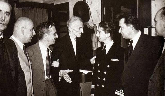The Nikola Tesla Interview Hidden for 116 Years!   EU