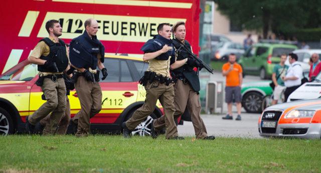 Shots Fired in Munich Shopping Center | Veterans Today