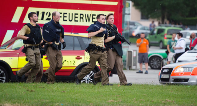 Shots Fired in Munich Shopping Center | Veterans Today