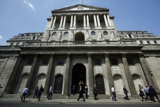 Bank of England Secretly Controls World's Money Supply | Your News Wire