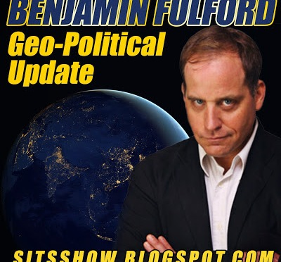 Benjamin Fulford — July 15th 2016: Gold reward offered for the capture of Khazarian gangsters [and] Message in French from the White Dragon Society | Stillness in the Storm