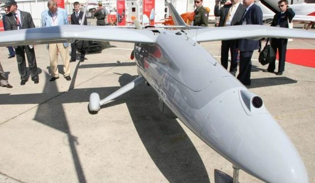 Russian Army Tests Hydrogen-Powered Drones over Syria's Battlefields   Veterans Today