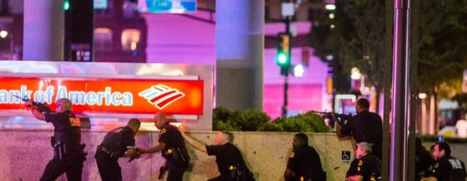 Black Lives Matter Slay 4 Police Officers Amid Bloody Shootout | Your News Wire