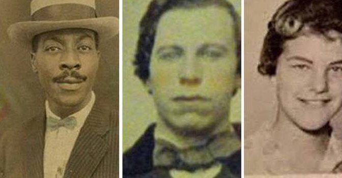 Proof Of Time Travel? Famous Faces Appear 'Back In History' | Your News Wire