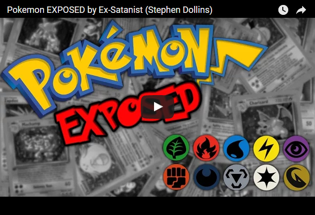 Former Satanist Explains the Real Powers Behind Pokemon and the Occult | Paranormal