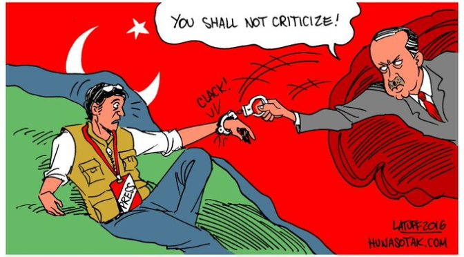 Wikileaks Is About To Expose The Turkish 'Coup', But Someone Is Trying To Silence Them | Zero Hedge