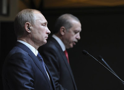 "US Cabal Failed to Overthrow Turkey | Putin Warned Erdogan of Coup — Subsequent ""Purge"" of Turkey Nationals May Not Have Been What We Think 