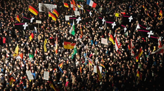 Civil Uprising Spreads Across Germany | Your News Wire