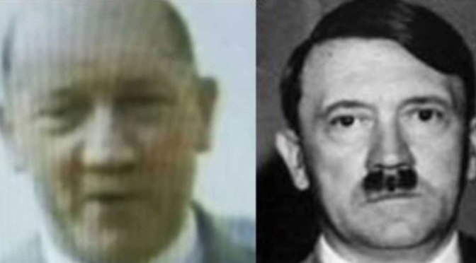 Mainstream Admits Hitler Never Killed Himself, Was Allowed to Escape —Died an Old Man » The Event Chronicle