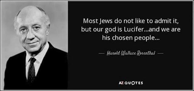 Luciferian jews