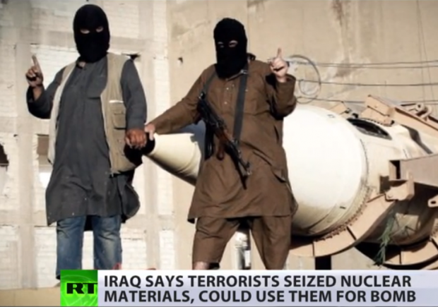 ISIS Nuke Proofs Part 2 – the science of the small, clean neutron bomb   Veterans Today