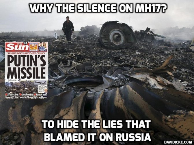 MH17 Two Years On: What Really Happened and Why? | David Icke