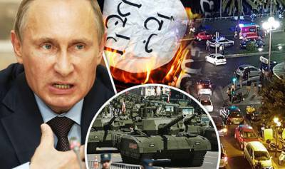 'We Must Use Force' – Russia Calls on World Leaders to Fight After Nice Terror Attack