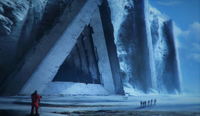 The Nazi Antarctic Fortress: Base 211 and Operation Highjump | Stillness in the Storm