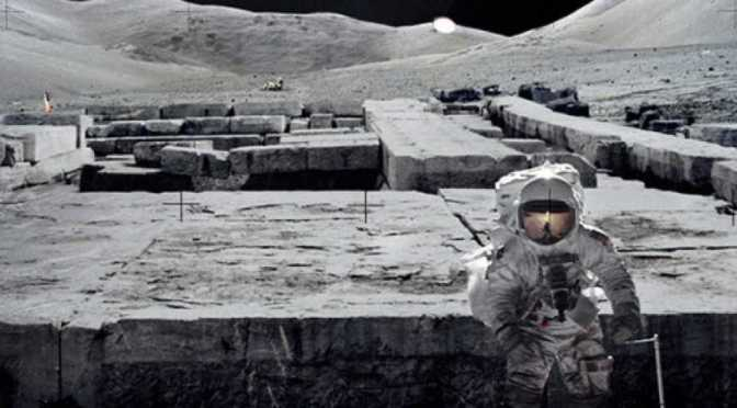 U.S. Defence Physicist Blows Whistle On What's Really Happening On The Moon – True Disclosure