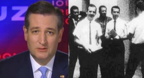 Wikileaks: Ted Cruz's Fathers Link To JFK Assassination Confirmed | Your News Wire