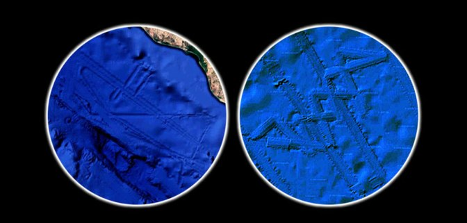 Two Enormous Underwater Bases Discovered on Google Earth » The Event Chronicle