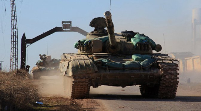 Syrian Forces Repel al-Nusra in a Major Offensive Marred by Suicide Attacks