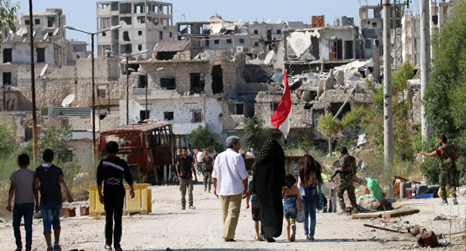 Aleppo Offensive Reveals 'Tectonic Shift' in Capabilities of Syrian Army | Veterans Today