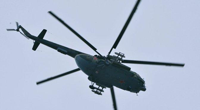 All Officers Aboard Downed Russian Mi-8 Chopper in Syria Dead
