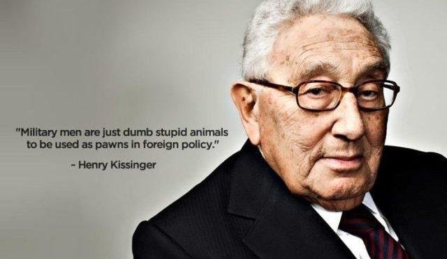 Kissinger backed Argentina's 1976-83 mass killings | Veterans Today