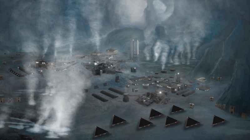4 Antarctica Base With Ships