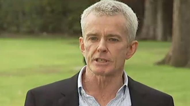 Australia senator Malcolm Roberts calls climate change a UN conspiracy – BBC News