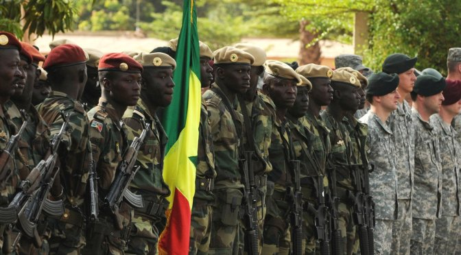What Exactly Is the U.S. Military Plotting in Africa?   David Icke