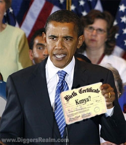 Hawaii Official Now Swears: No Obama Birth Certificate – WND