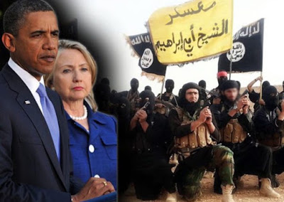 HILLARY AND OBAMA CREATED ISIS IN 2012 – NESARANEWS