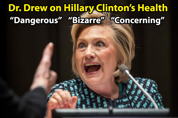 Hillary Clinton Colostomy Bag Cover-up Consumes US Media Giants, Puts Debates In Doubt – WhatDoesItMean