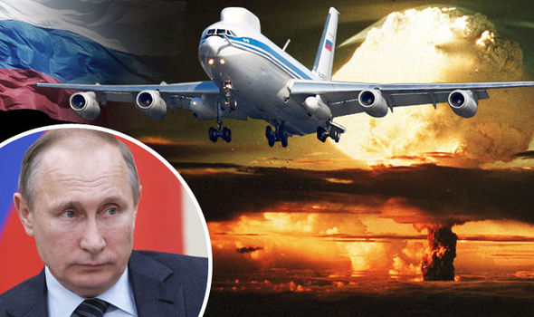 Russian Nuclear Forces Put On High Alert After Massive American Fleet Ordered To Combat Status