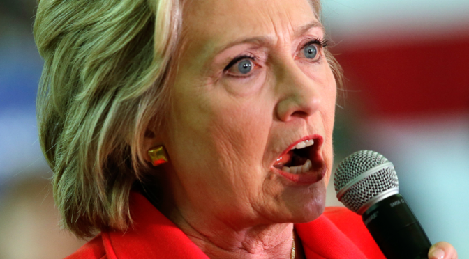 Hillary Clinton Vows To Shut Down Alternative Media | Your News Wire