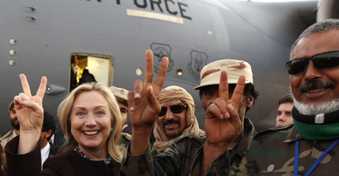 Clinton Was Director Of Company That Donated Money To ISIS | Your News Wire