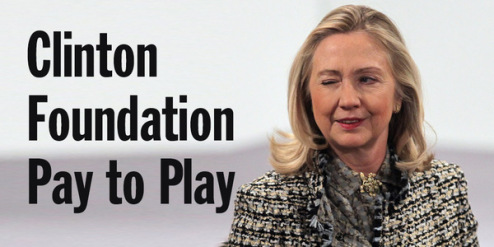 """Hillary Claims She """"Kept Americans Safe"""" As Secretary, Was """"Not Influenced By Any Outside Forces"""" 