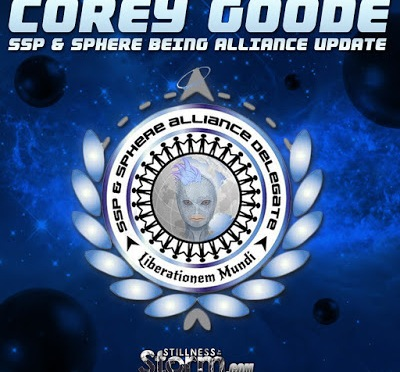 "Corey Goode — July 31st 2016: Gonzales ""Blissed-out"" and Returned from Mayan Group with Olive Branch from SSP, Energetic Changes and Merging of ""Temporal Realities"" 