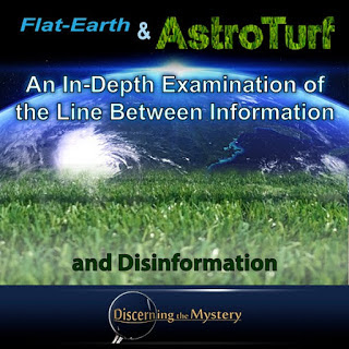 Flat Earth and AstroTurf: An In-Depth Examination of the Line Between Information and Disinformation | Stillness in the Storm