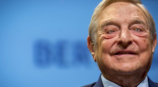 George Soros on tape: Trump will win popular vote in 'landslide,' but Hillary Clinton's electoral victory is already 'a done deal' — David Icke latest headlines