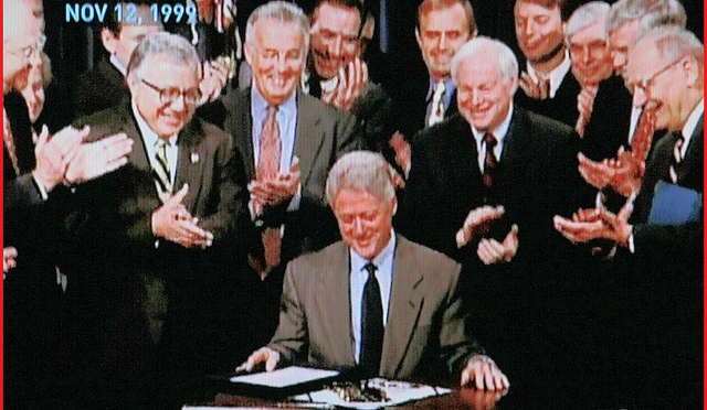 18 Years Later – Pam Martens Sends Another Warning To The Fed & The Clintons   Zero Hedge