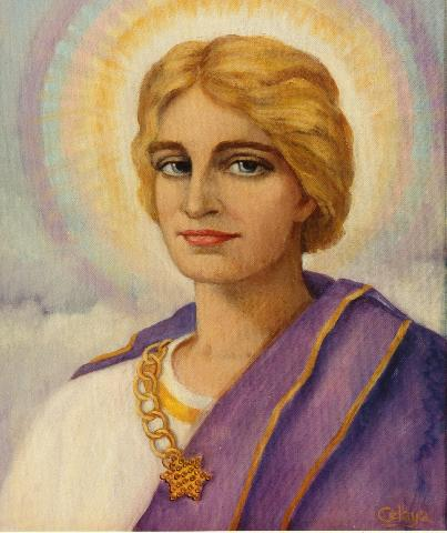 HILARION 2016 August 28-September 4, 2016 – The Rainbow Scribe
