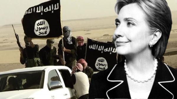 Wikileaks: Hillary Clinton Got Wealthy By Arming ISIS Militants | Your News Wire