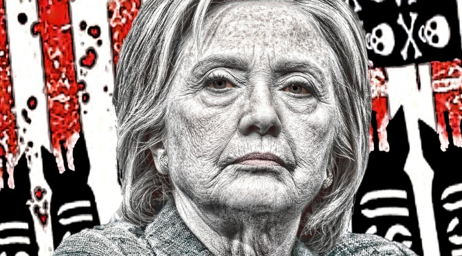 Abel Danger: Hillary, Queen of War: The Road Map Ahead