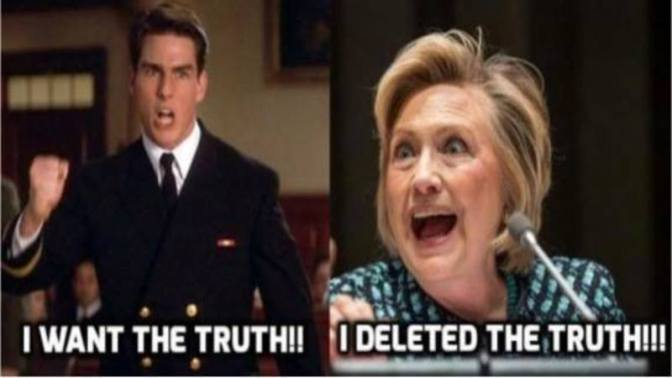 """FBI Admits Clinton Used Software Designed To """"Prevent Recovery"""" And """"Hide Traces Of"""" Deleted Emails   Zero Hedge"""