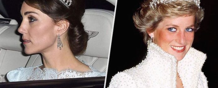 Kate Middleton Fears Being Killed Off In Diana Style Car Accident   Your NewsWire